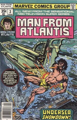 Man From Atlantis Vol 1 3