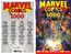 Marvel Comics Vol 1 1000 Wraparound