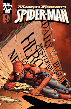 Marvel Knights Spider-Man Vol 1 17