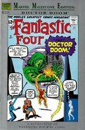 Marvel Milestone Edition Fantastic Four Vol 1 5