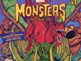 Marvel Monsters Vol 2 1