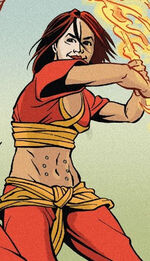 Mary Walker (Earth-13116) from Master of Kung Fu Vol 2 1 0001