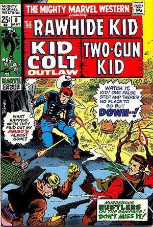 Mighty Marvel Western Vol 1 8