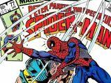 Peter Parker, The Spectacular Spider-Man Vol 1 77