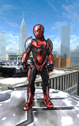 Peter Parker (Earth-TRN500) from Spider-Man Unlimited (video game)