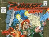 Ravage 2099 Vol 1 1