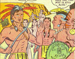 Shawmis Tribe (Earth-616) from Black Rider Vol 1 11 0001