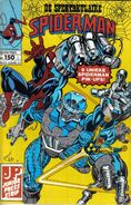 Spectaculaire Spiderman 150