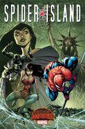 Spider-Island Vol 1 1 Textless
