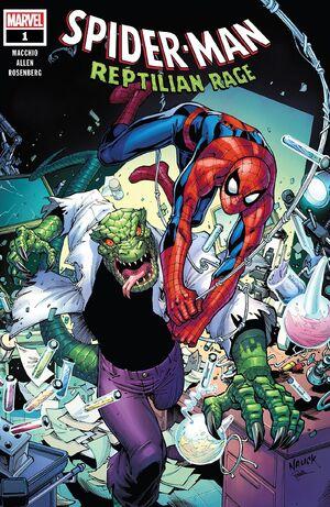 Spider-Man Reptilian Rage Vol 1 1
