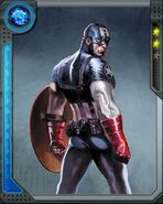 Steven Rogers (Earth-616) from Marvel War of Heroes 002