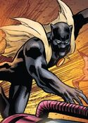 T'Chaka (Earth-616) from Rise of the Black Panther Vol 1 1
