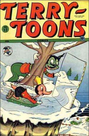 Terry-Toons Comics Vol 1 17
