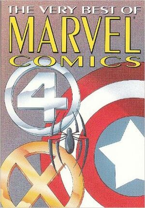 The Very Best of Marvel Comics Vol 1 1