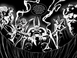 Those Who Sit Above in Shadow (Earth-616) from Thor Vol 2 84 001