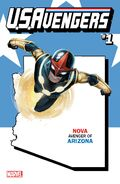 U.S.Avengers Vol 1 1 Arizona Variant