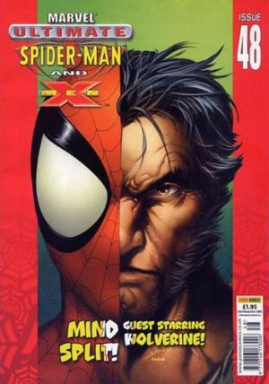 Ultimate Spider-Man and X-Men Vol 1 48