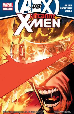 Uncanny X-Men Vol 2 19