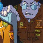 United States Army (Earth-50810) in Marvel MegaMorphs Hulk Vol 1 1 001