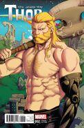 Unworthy Thor Vol 1 2 Anka Variant