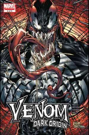 Venom Dark Origin Vol 1 4