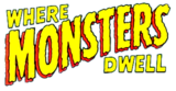 Where Monsters Dwell (1970) logo