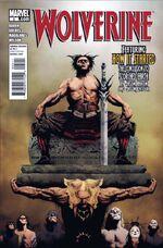 Wolverine Vol 4 5
