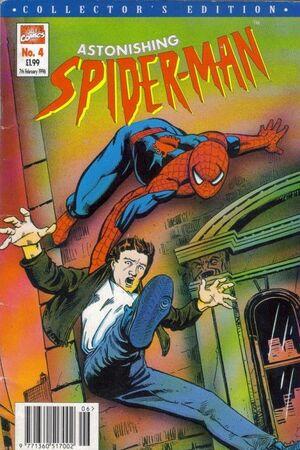 Astonishing Spider-Man Vol 1 4