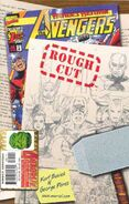 Avengers Rough Cut Vol 1 1