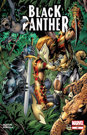Black Panther Vol 4 37