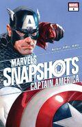 Captain America Marvels Snapshot Vol 1 1