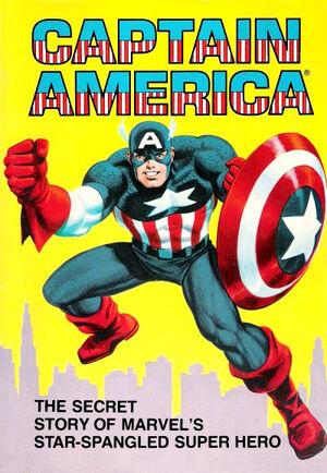 Captain America The Secret Story Vol 1 1