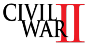 Civil War II (2016) logo