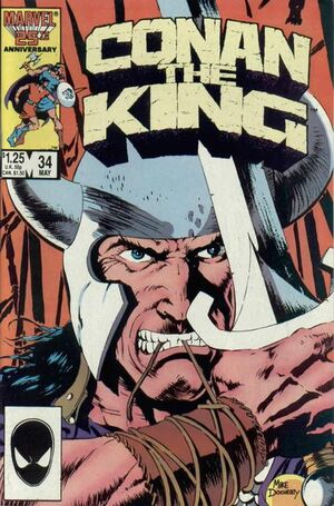 Conan the King Vol 1 34