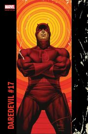 Daredevil Vol 5 17 Corner Box Variant