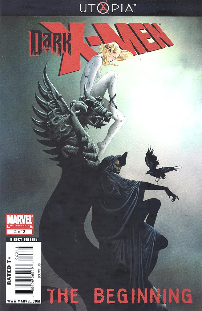 Dark X-Men The Beginning Vol 1 2