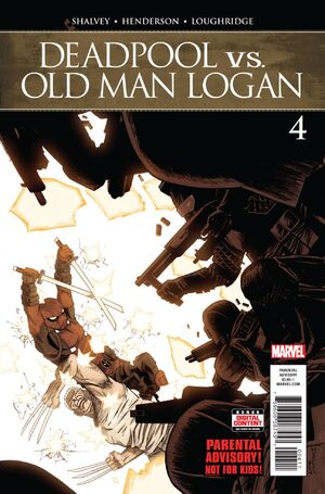 Deadpool vs. Old Man Logan Vol 1 4