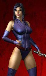Elizabeth Braddock (Earth-13625) from Deadpool (video game) 0001