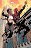 Emma Hernandez (Earth-616) and Otto Octavius (Duplicate) (Earth-616) from Superior Spider-Man Vol 2 10 001