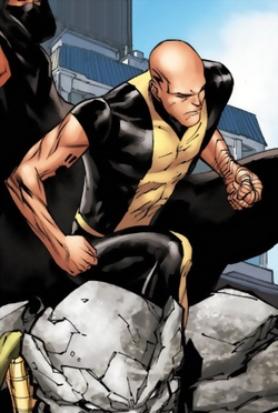 Eric Gitter (Earth-616) from Young X-Men Vol 1 10