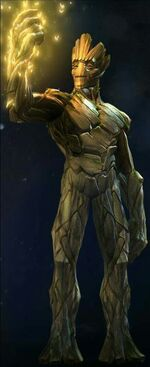Groot (Earth-TRN517) from Marvel Contest of Champions 001