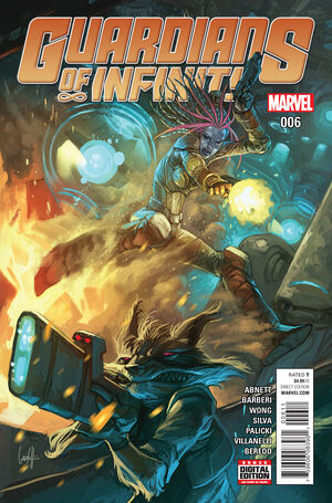 Guardians of Infinity Vol 1 6