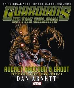 Guardians of the Galaxy Rocket Raccoon and Groot Steal the Galaxy!