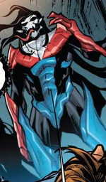 Hive (Poisons) (Earth-17952) Members-Poison Morbius from Venomized Vol 1 1 001