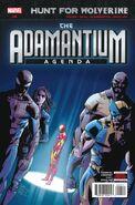 Hunt for Wolverine Adamantium Agenda Vol 1 4