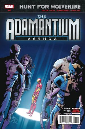 Hunt for Wolverine Adamantium Agenda Vol 1 4