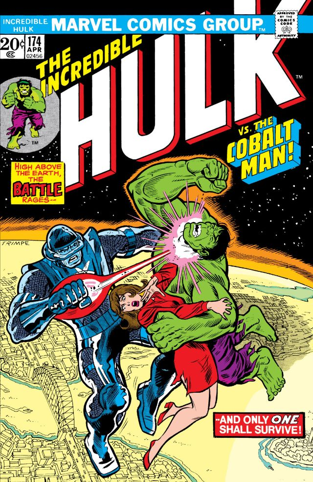 Incredible Hulk Vol 1 174