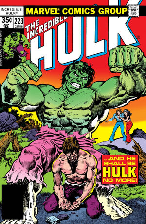 Incredible Hulk Vol 1 223