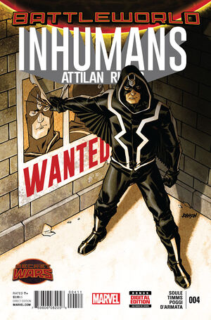 Inhumans Attilan Rising Vol 1 4