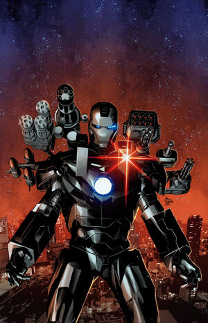 Invincible Iron Man Vol 3 6 Textless